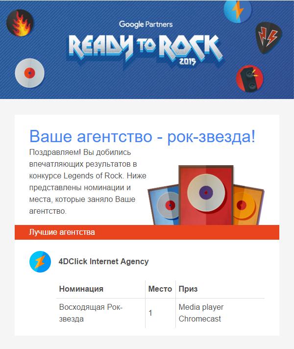 сертифицированный партнер Google Adwords